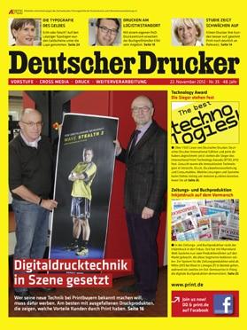 Produkt: Deutscher Drucker Digital 35/2012