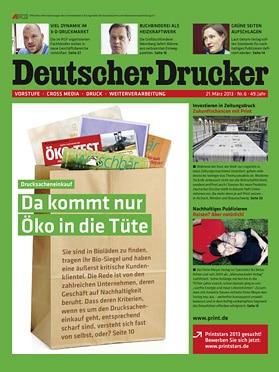 Produkt: Deutscher Drucker 6/2013 Digital