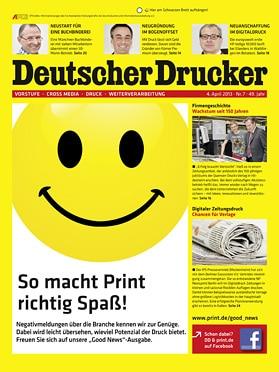 Produkt: Deutscher Drucker Digital 7/2013
