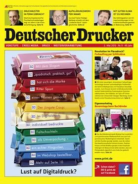 Produkt: Deutscher Drucker 9/2013 Digital