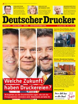 Produkt: Deutscher Drucker 1/2018
