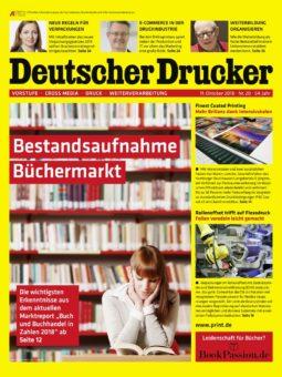 Produkt: Deutscher Drucker 20/2018 Digital