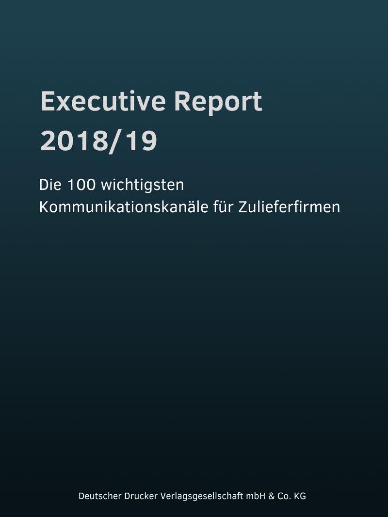 Produkt: Executive Report