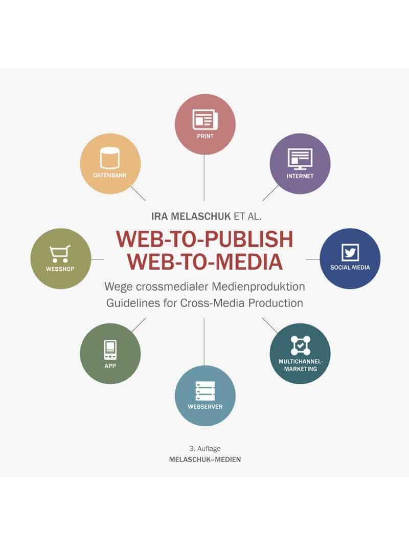 Produkt: Web-to-Publish/Web-to-Media: Wege crossmedialer Medienproduktion 3. Auflage