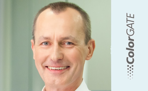 Farbmanagement: Wilfried Kampe, neuer Vice President Global Sales bei Colorgate.