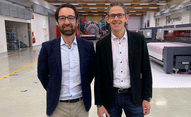 Durst hat seinen Geschäftsbereich Large Format Printing neu organisiert. Es wird nun von einer Doppelspitze geleitet: Andrea Riccardi und Christian Harder.
