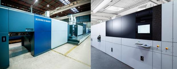 Sowohl KBA wie auch Durst Phototechnik bringen viel Erfahrung im Bereich Maschinenbau und Inkjet-Technologien in das Joint Venture ein.