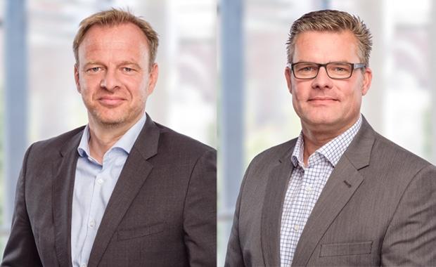 Übernahme: Die Geschäftsführer Hause Berndt (l.) und Manuel Scheyda haben zum 1. Januar 2019 die PPI Media GmbH im Rahmen eines Management Buy-out von der Eversfrank-Gruppe übernommen.