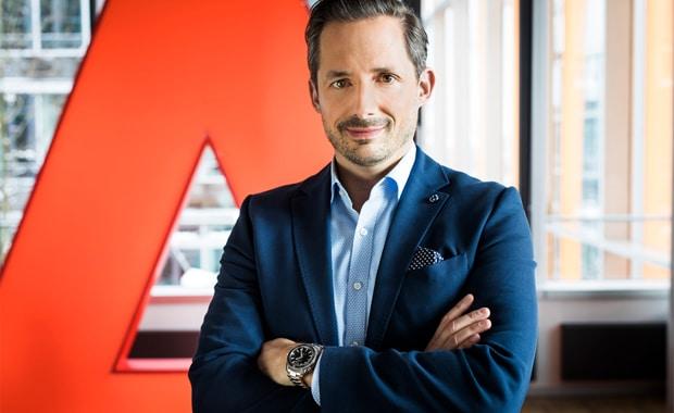 Druckvorstufe: Der neue Chef für Zentraleuropa bei Adobe, Christoph Kull.
