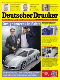 Produkt: Deutscher Drucker 3/2019