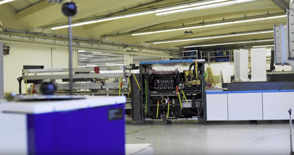 Die Flyerline Schweiz AG in Altnau erweitert mit einer HP Scitex 17000 HDR nicht nur ihre Produktionskapazitäten, sondern baut damit künftig ihr Produktportfolio aus.