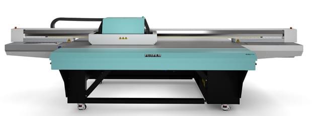 Fujifilm hat mit der Acuity LED 40 eine neue Flachbettdruckerserie mit LED-Härtung vorgestellt.
