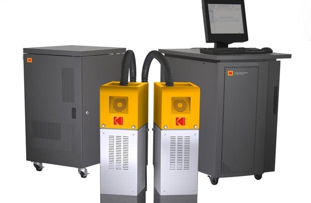 Kodak hat mit den Prosper-Plus-Modellen – zwei schmalbahnige und zwei breitere – neue Eindrucksysteme vorgestellt.