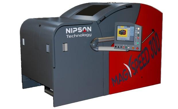Auf den Hunkeler Innovationdays wird Nipson erstmals seine neue Magyspeed vorstellen.