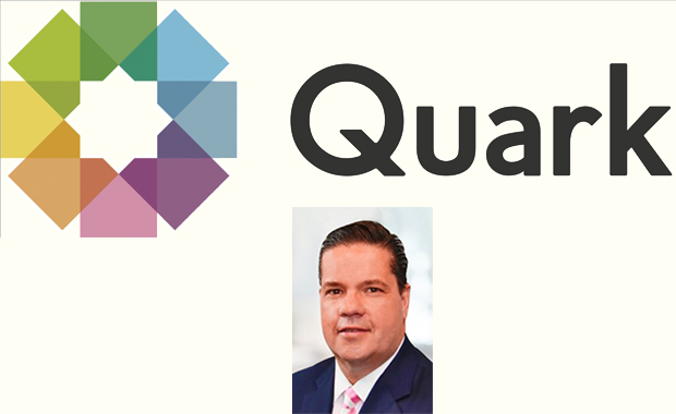 Database Publishing: Führt seit kurzem als neuer CEO die Geschäfte bei der Softwareschmiede Quark: Chris Hickey.