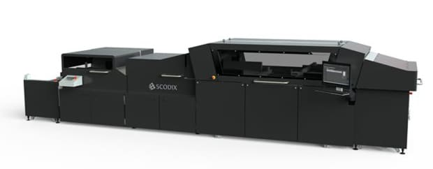 Die neue Scodix Ultra 202 ist das neue Flaggschiff im Portfolio des israelischen Herstellers Scodix.