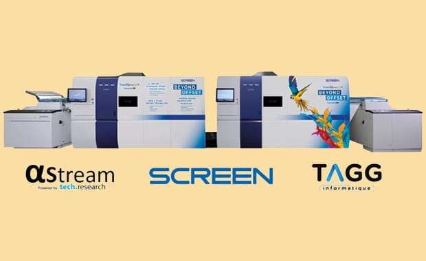 Neuer IPDS-Controller von Screen, gemeinsam entwickelt mit »TagG«: mehr Flexibilität und Sicherheit im Inkjet-Transaktionsdruck.