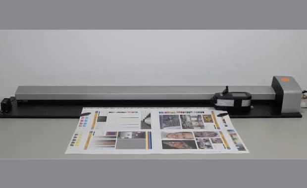 Farbmanagement: Die Digital Information AG und X-Rite wollen mit der Integration der beiden Produkte eine kostengünstige vollautomatische Farbsteuerung auf allen Druckmaschinen innerhalb eines Betriebs ermöglichen.