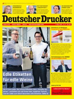 Produkt: Deutscher Drucker 4/2019