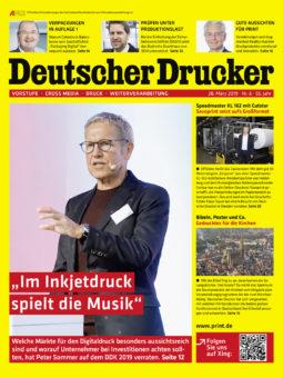 Produkt: Deutscher Drucker 6/2019