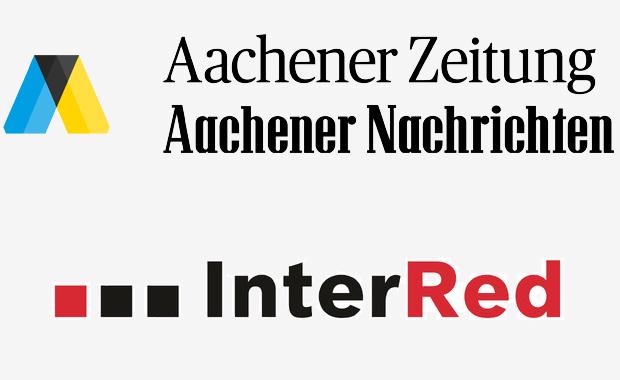 Tageszeitungen: Das Medienhaus Aachen bestreitet alle Ausspielvarianten seines Contents zukünftig über ein gemeinsames Publishingsystem der Interred GmbH.