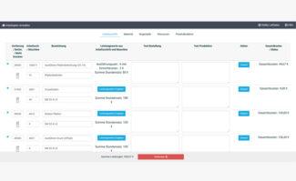 Management Informationssystem: Arbeitsplan verwalten – mit dem neuen Obility Printmanager.