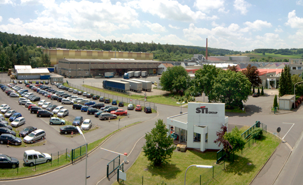 Der Verpackungs- und Display-Spezialist STI Groupt mit Hauptsitz in Lauterbach sucht nach einem Käufer.