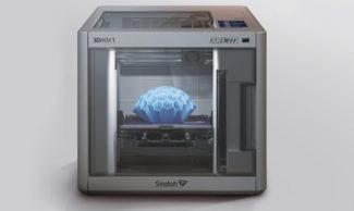 Mimaki bringt zusammen mit Sindoh einen neuen 3D-Tischdrucker auf den Markt, den 3DFF-222.
