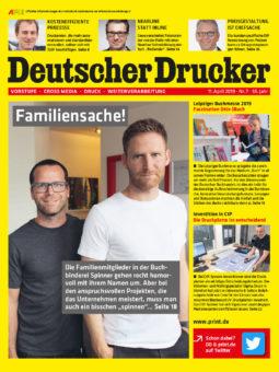 Produkt: Deutscher Drucker 7/2019