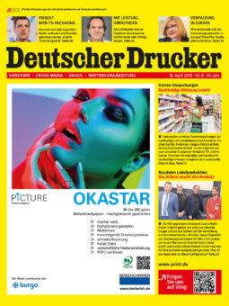 Produkt: Deutscher Drucker 8/2019