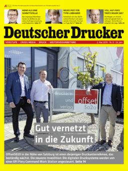 Produkt: Deutscher Drucker 9/2019