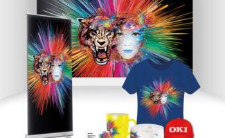 Oki hat für die Fespa Global Print Expo in München einen neuen Weißtoner- und einen neuen Etikettendrucker angekündigt. Darüber hinaus sollen Live-Demonstrationen die Anwendungsvielfalt der Oki-Systeme zeigen.