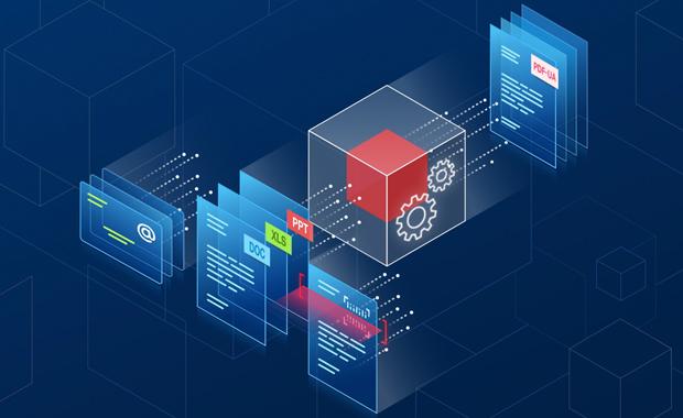 Druckindustrie: Das Docbridge Conversion Hub von Compart wird auf der diesjährigen Doxnet erstmals vorgestellt.