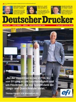 Produkt: Deutscher Drucker 13/2019