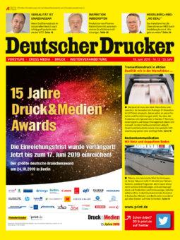 Produkt: Deutscher Drucker 12/2019