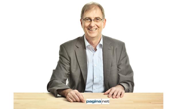 Management Informationssystem: Martin Mader, geschäftsführender Gesellschafter der Druckerei Uhl.