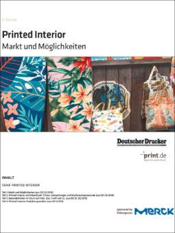 Produkt: Download » Printed Interior «