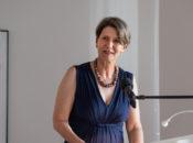 Museumsdirektorin Dr. Susanne Richter bei ihrer Rede. Bild: Klaus-D. Sonntag