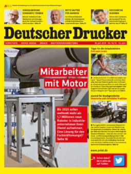 Produkt: Deutscher Drucker 14-15/2019