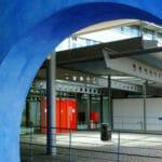 HdM Stuttgart, Eingang