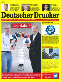 Produkt: Deutscher Drucker 16-17/2019