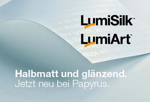 Bilderdruckpapier Lumi Papyrus