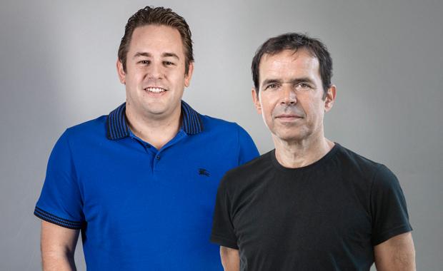 Cloud Print: Marc Horriar (CEO Cloudlab, links) und Ctrl-s-Geschäftsführer Martin Klein.