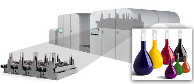 Memjet entwickelt Duralink-Technologie weiter Duralink XL mit robustem Druckkopf und drei zusätzlichen Farben