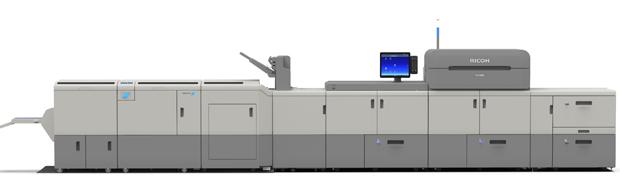 Ricoh Einblattdrucksystem Ricoh Pro C9200 Digitaldruck Tonerdruck Produktionsdruck