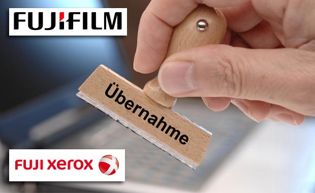 Fujifilm übernimmt 100 Prozent an Joint Venture Fuji Xerox