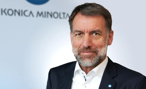 Jörg Hartmann wird neuer Geschäftsführer Konica Minolta Business Solutions Deutschland und Österreich
