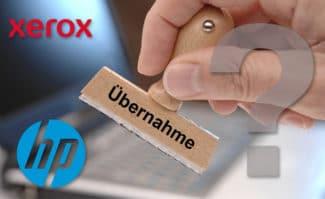 """Xerox hält an Übernahmeplänen fest, HP am """"Nein"""""""