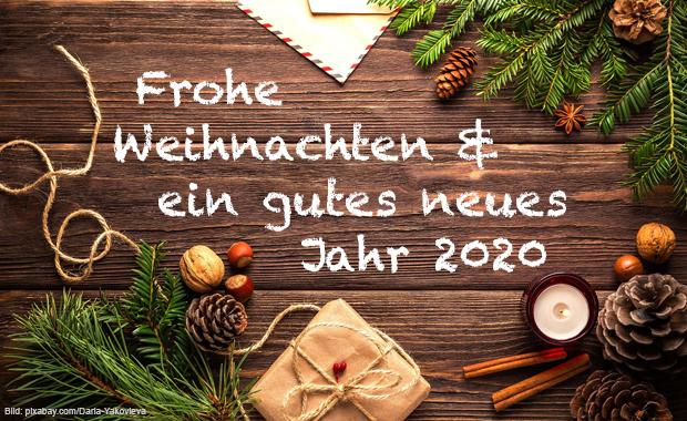 print.de und Deutscher Drucker wünschen frohe Weihnachten