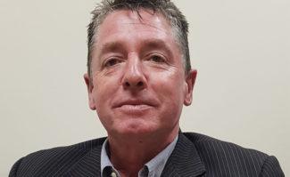Druckfarbe: der neue OEM Business Development Manager bei Nazdar Ink, Dean Allen.
